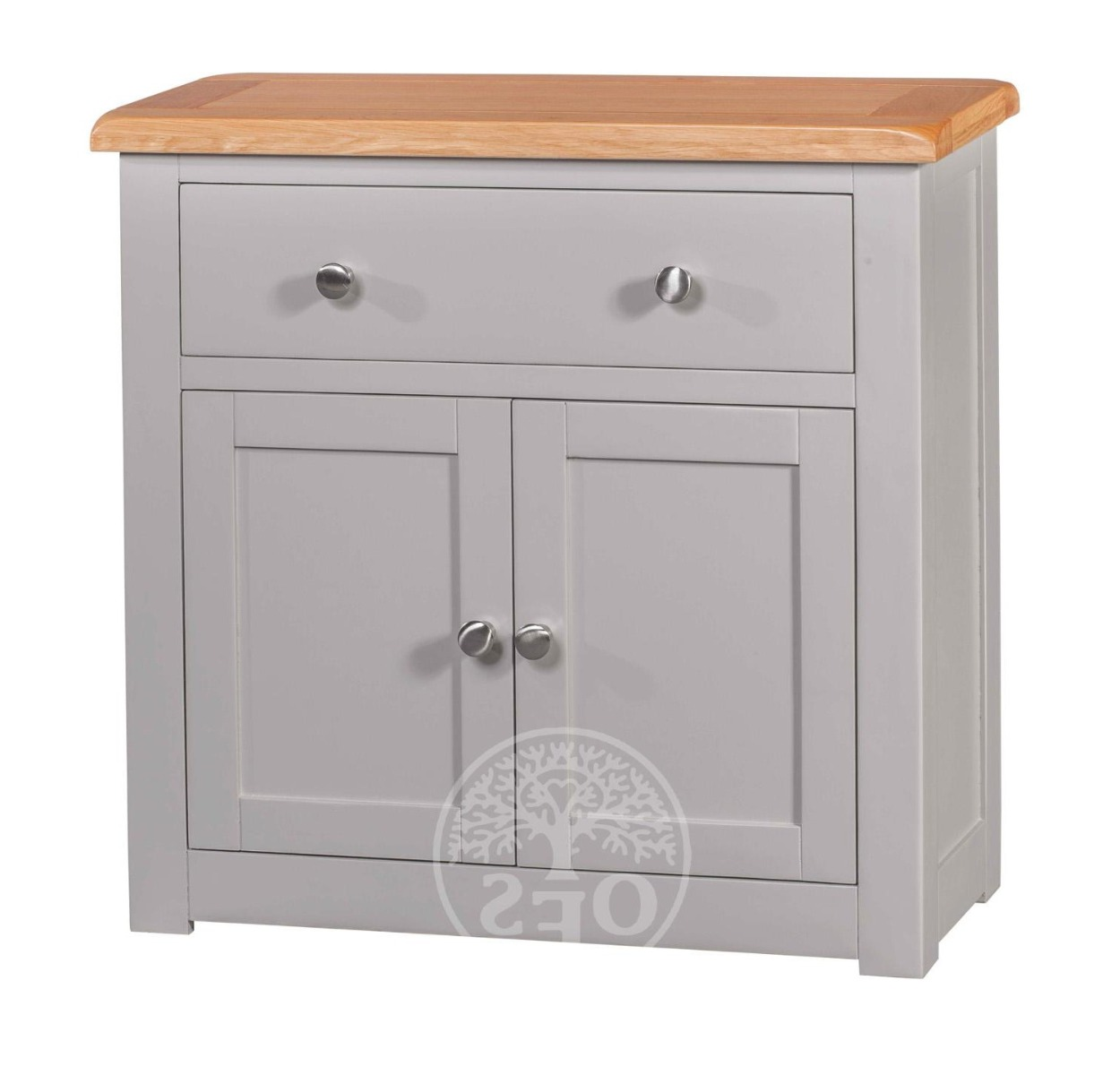 An image of Devonshire Diamond Painted Occasional Cabinet