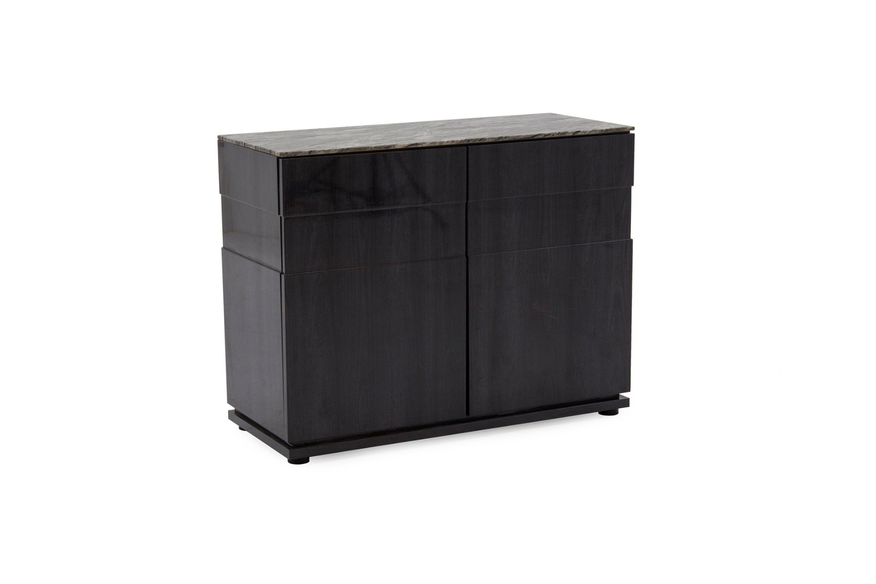 Product photograph showing Donatella 2 Door Sideboard