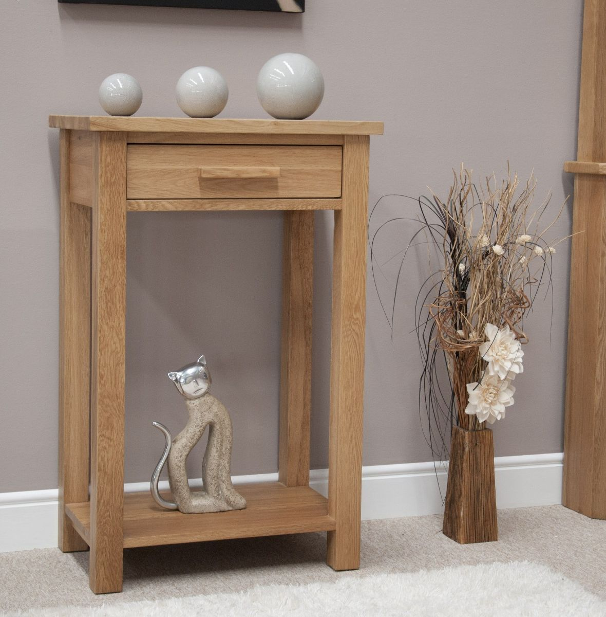 An image of Rohan Small Hall/Console Table