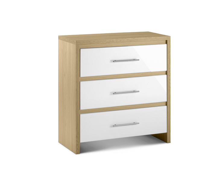 An image of Haven Three Drawer Chest